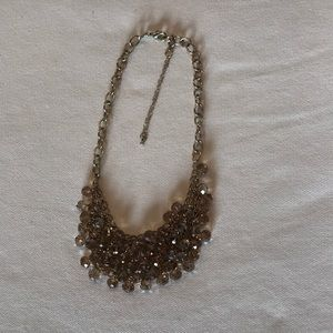 Chico's beaded statement necklace